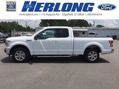 2019 Ford F-150 2WD Supercab XLT Pickup Truck