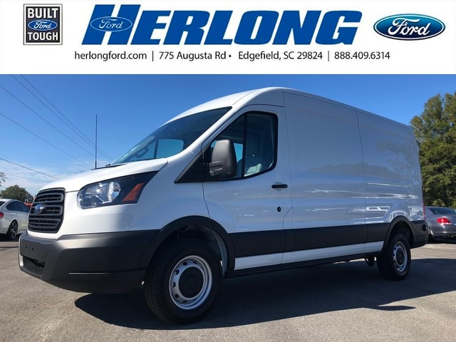2019 Ford Transit Van T-250 Medium Roof XL Minivan/Van