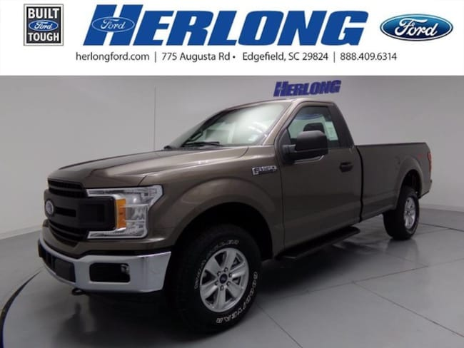 2018 Ford F-150 4x4 Regular Cab XL Pickup Truck