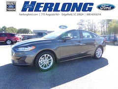 2019 Ford Fusion SE Coupe