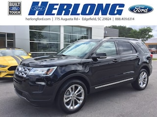 2019 Ford Explorer 4WD XLT SUV