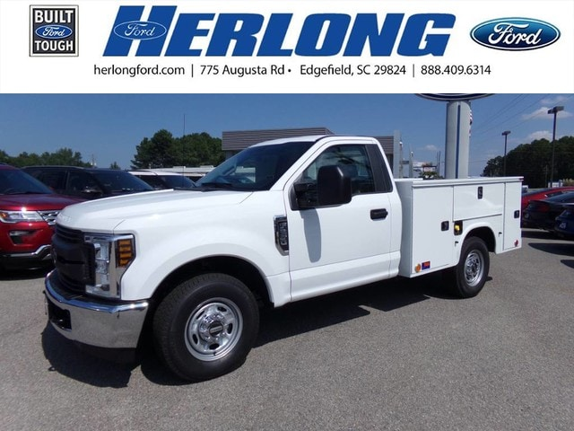 2019 Ford Super Duty F-250 SRW 2WD Regular Cab XL Pickup Truck