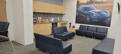 Showroom Waiting Area