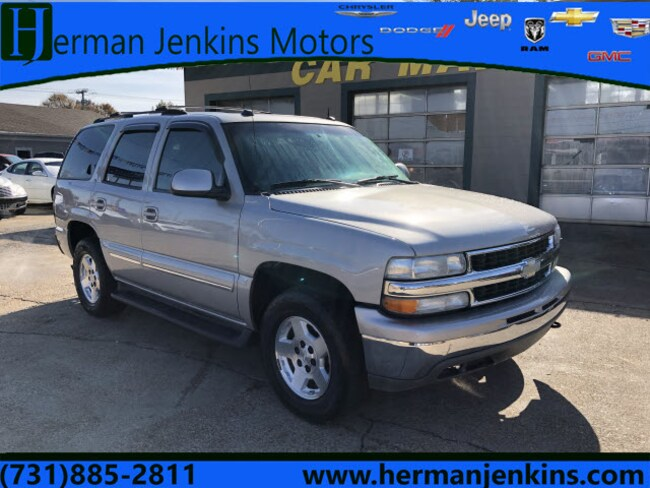 Used 2004 Chevrolet Tahoe SUV for sale in Union City, TN