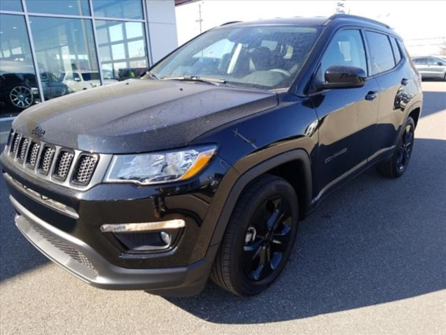 New 2019 Jeep Compass ALTITUDE FWD Sport Utility for sale in Union City, TN
