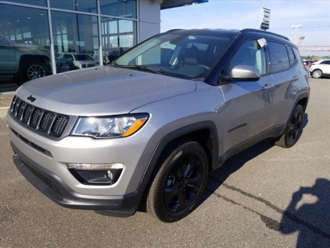 New 2019 Jeep Compass ALTITUDE 4X4 Sport Utility for sale in Union City, TN