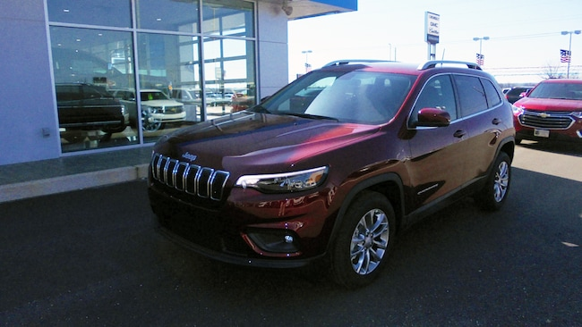 New 2019 Jeep Cherokee For Sale Union City, TN | Stock# 419001