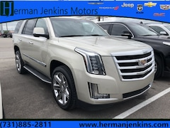 Certified Pre-Owned 2016 CADILLAC Escalade Luxury Collection SUV 1GYS3BKJ3GR150945 for sale in Union City, TN