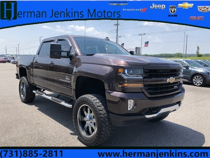 2016 Chevy Silverado For Sale >> Certified Pre Owned 2016 Chevrolet Silverado 1500 For Sale Union