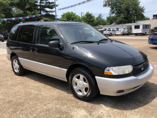 1999 Nissan Quest SE Van