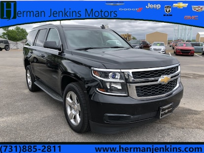 Certified Pre-Owned 2015 Chevrolet Tahoe For Sale Union City, TN | Stock#  16436
