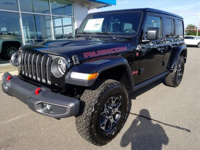 New 2018 Jeep Wrangler UNLIMITED RUBICON 4X4 Sport Utility for sale in Union City, TN