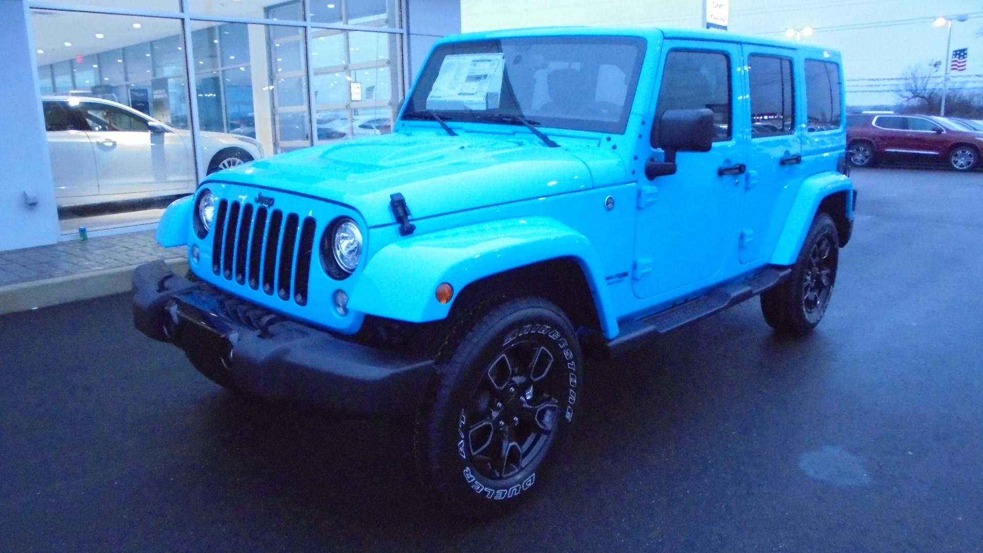 New Jeep U003e New Jeep Wrangler Unlimited U003e New 2018 Jeep Wrangler Unlimited  WRANGLER JK UNLIMITED ALTITUDE 4X4