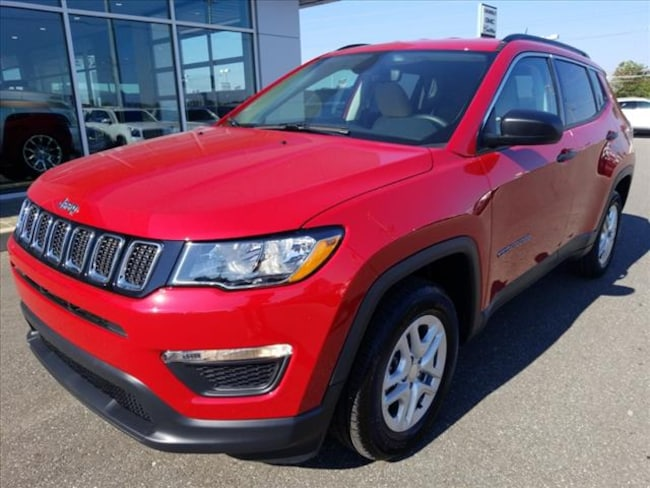 New 2019 Jeep Compass SPORT FWD Sport Utility for sale in Union City, TN