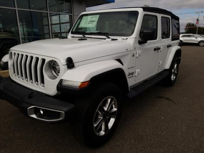 New 2018 Jeep Wrangler UNLIMITED SAHARA 4X4 Sport Utility for sale in Union City, TN