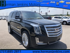 Certified Pre-Owned 2018 CADILLAC Escalade Platinum SUV 1GYS4DKJ0JR170411 for sale in Union City, TN