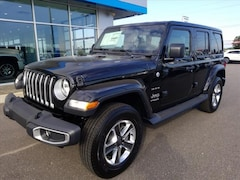 New 2018 Jeep Wrangler UNLIMITED SAHARA 4X4 Sport Utility 1C4HJXEN8JW175818 for sale in Union City, TN