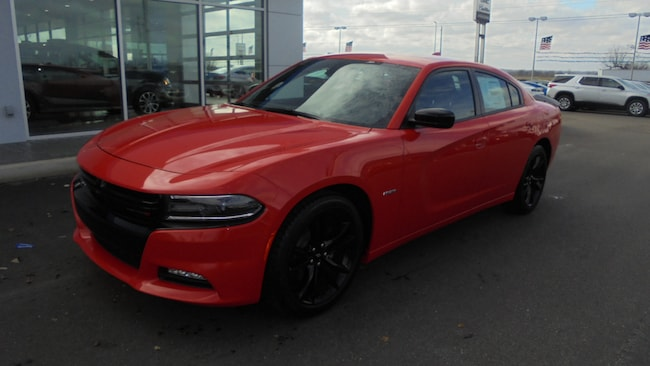 New 2018 Dodge Charger R/T RWD Sedan for sale in Union City, TN