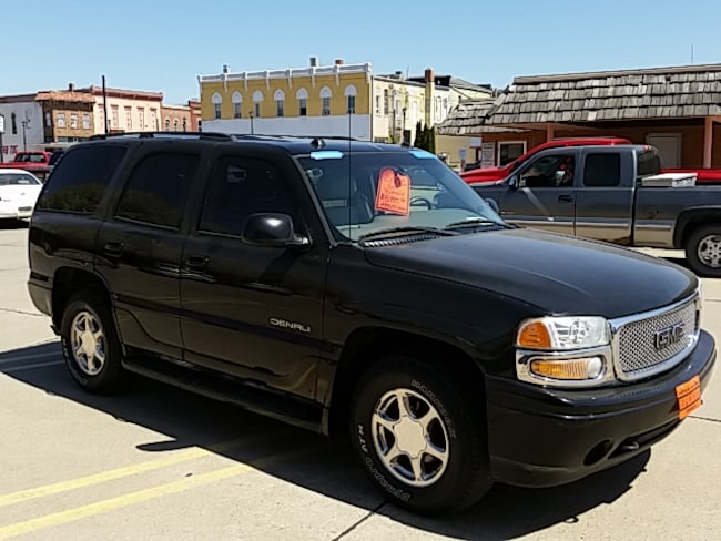 Used 2005 Gmc Yukon Denali For Sale Seward Ne