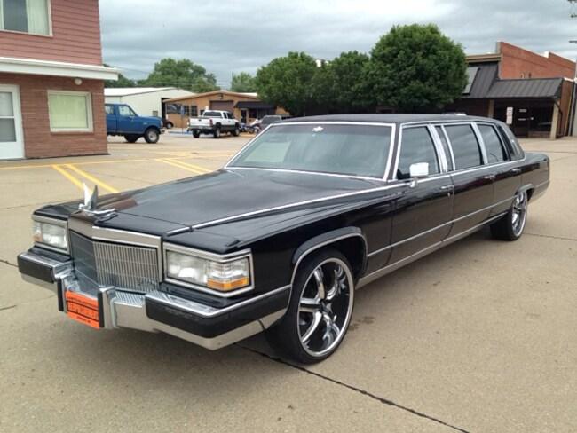 Used 1990 Cadillac Brougham S&S For Sale | Seward NE