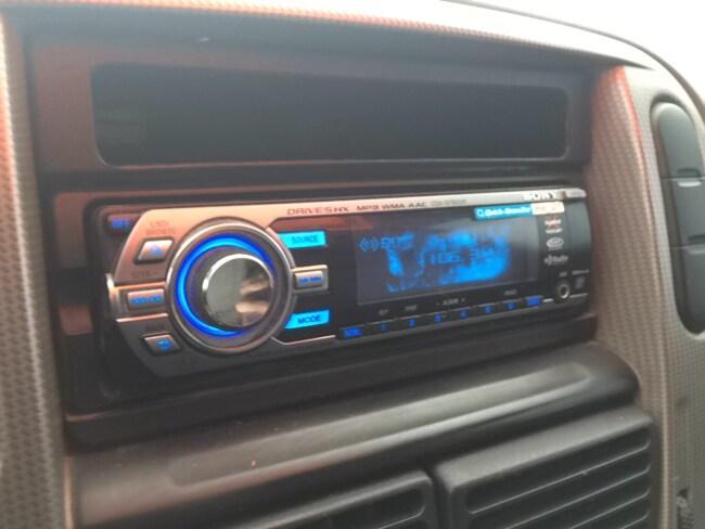 2005 ford explorer radio installation