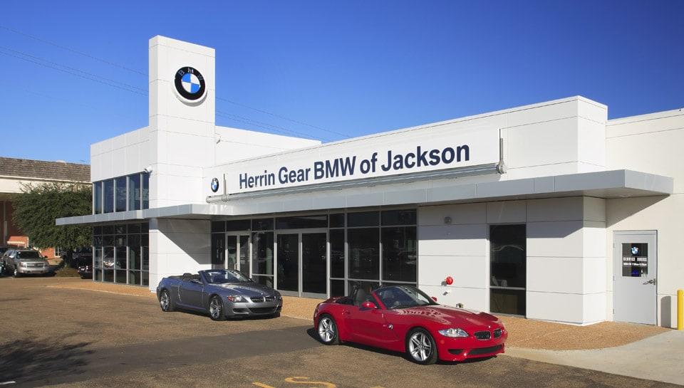 HerrinGear BMW of Jackson  New BMW dealership in Jackson MS 39202