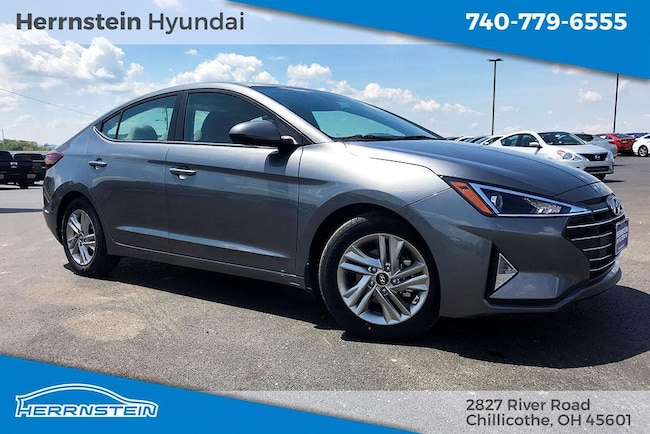 Herrnstein Hyundai Chillicothe Ohio >> New 2019 Hyundai Elantra For Sale At Herrnstein Hyundai