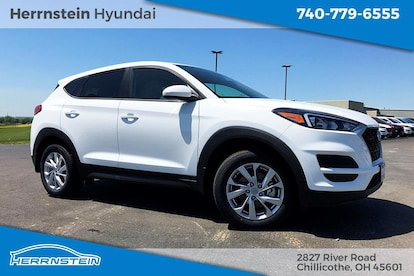 Herrnstein Hyundai Chillicothe Ohio >> New 2019 Hyundai Tucson For Sale At Herrnstein Auto Group