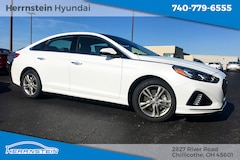2019 Hyundai Sonata Limited Sedan