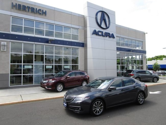 2016 Acura TLX TLX 3.5 V-6 9-AT P-AWS with Technology Package Sedan