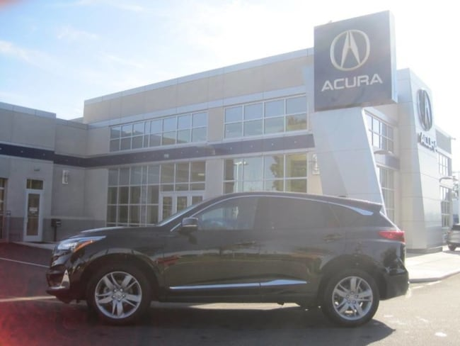 New 2019 Acura Rdx For Sale At Hertrich Acura Vin 5j8tc2h75kl017560