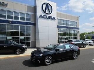 2020 Acura TLX Base Sedan