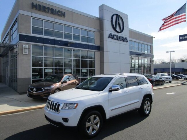 2013 Jeep Grand Cherokee Limited 4x4 SUV