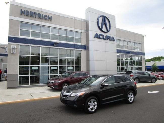 2015 Acura RDX Base (A6) SUV