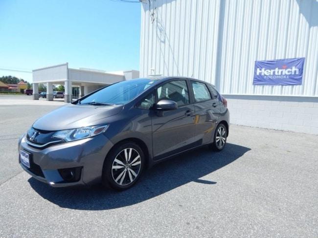 2017 Honda Fit EX Hatchback