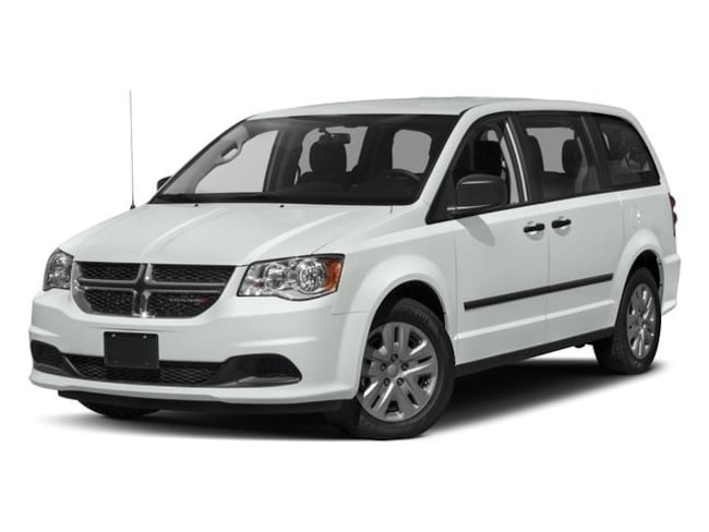 2016 Dodge Grand Caravan AVP/SE Van