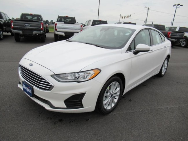 2019 Ford Fusion SE Ecoboost Sedan