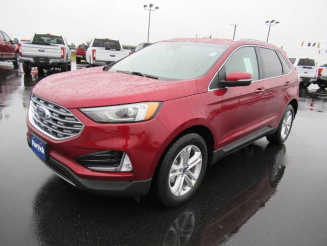 2019 Ford Edge SEL Ecoboost SEL Technology Safety Package SUV