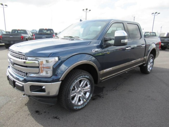 2018 Ford F-150 Diesel Lariat Ultimate Tecnology Crew CAB Diesel Truck SuperCrew Cab