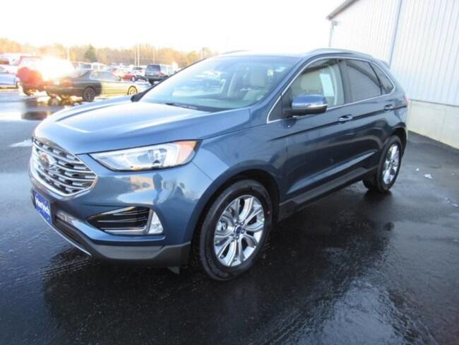 2019 Ford Edge Titanium Tech/Safety Pkg SUV