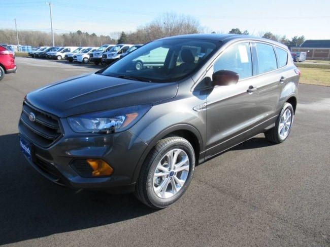 2019 Ford Escape Sync Advanced Safety Automatic Advanced Safety Package SUV
