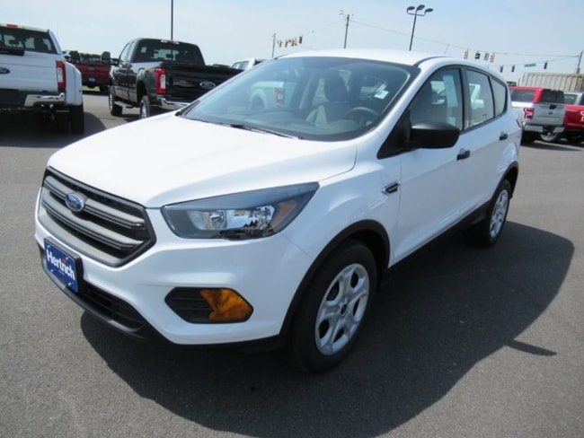 2019 Ford Escape S Advanced Technology Safety PKG SUV