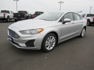 2019 Ford Fusion Hybrid SE Hybrid Technology/ADV Safety PKG Sedan