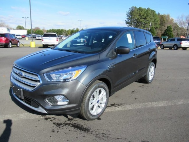 2019 Ford Escape SE SE Technology/Advanced Safety PKG SUV
