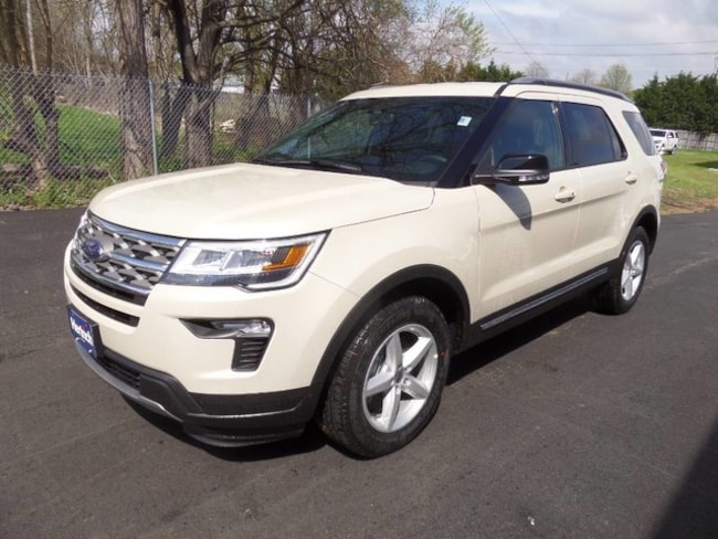 2018 Ford Explorer XLT Ecoboost 8inch Sync Touchscreen Power Liftgate SUV