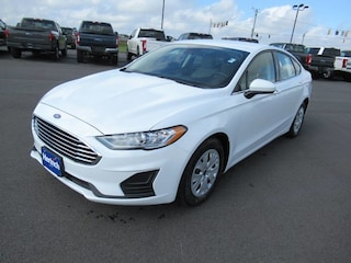 2019 Ford Fusion S Automatic Tech PKG Sedan