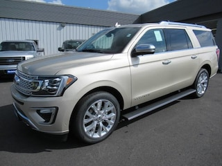 2018 Ford Expedition Max Platinum Max Ecoboost nav Tech SUV