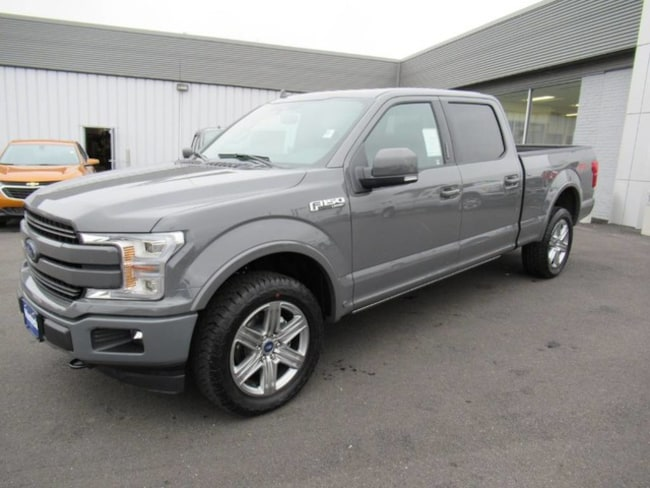 2018 Ford F-150 Lariat Supercrew 4x4 Fx-4 Twinpanel Moonroof Truck SuperCrew Cab