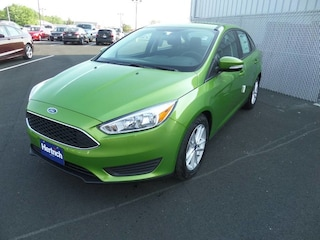 2018 Ford Focus SE Automatic Power Package Sedan