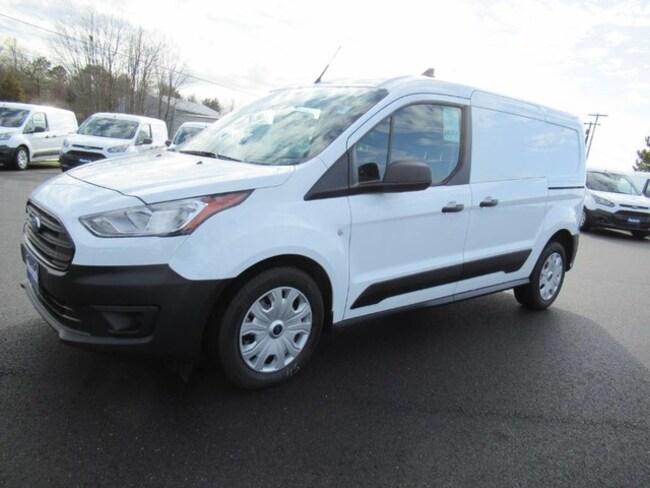 2019 Ford Transit Connect Van Extended Extended Wheelbase Advanced Safety PKG Van Cargo Van